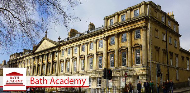 Welcome to another school: Bath Academy