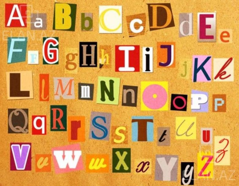 Alphabet and spelling -you must know it!