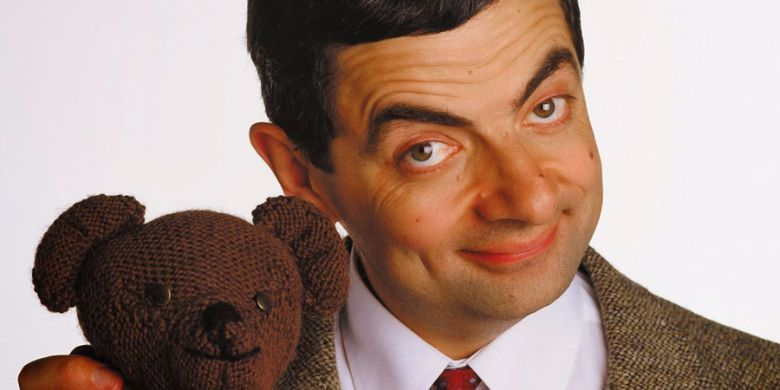 A funny way to teach Present Continuous with Mr. Bean videos