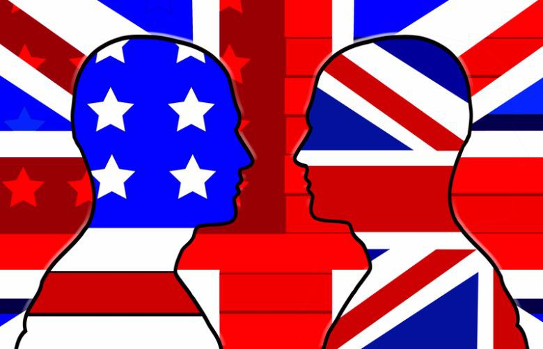 American vs British English