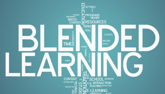 How to blend online learning with traditional classroom teaching